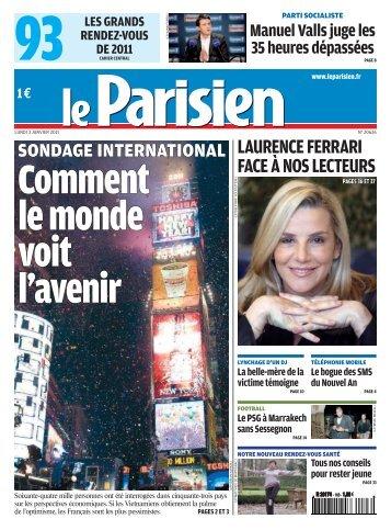 LAURENCEFERRARI FACEÀNOSLECTEURS - Pierrefitte Socialiste