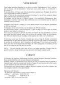 Consulter le Dossier d'information - Les Amis de St Jacques ... - Page 7