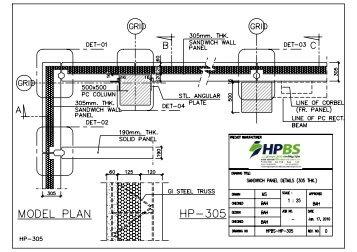 \SANDWICH PANEL DETAILS\06-12-11\HP-305 Model (1)