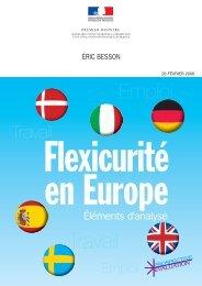 Flexicurité en Europe - La Documentation française