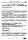 Wahlzeitung 2012 - Studierendenschaft der RWTH Aachen - RWTH ... - Seite 5