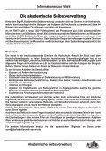 Wahlzeitung 2012 - Studierendenschaft der RWTH Aachen - RWTH ... - Seite 7