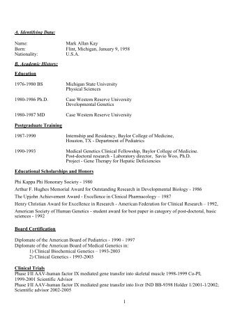 flotte terry cv american society of gene cell therapy