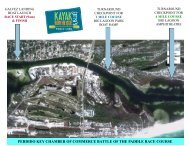 Download a map of the race course here - Perdido Key