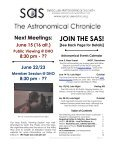 Astronomical Chronicle For June 2012 - Syracuse Astronomical ... - Page 2