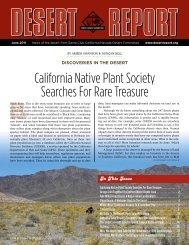 Download PDF - Desert Report