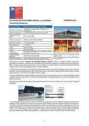 estación de intercambio modal la cisterna febrero 2012