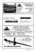 Abschiedsfest für den Gemeindepräsidenten - gossauer-info - Seite 6