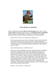 Az interjú pdf formátumban. - Typotex Kiadó