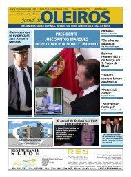 Edição de Fevereiro e Março de 2012 - Jornal de Oleiros
