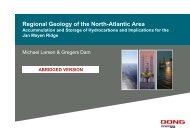 Regional Geology of the North-Atlantic Area - Orkustofnun