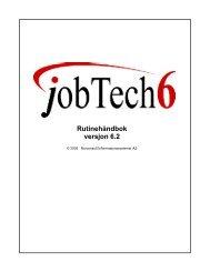 JobTech Rutinehåndbok - Norconsult