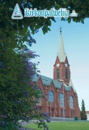 Kirkonpalwelija - Kirkonpalvelijat ry