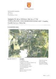 Planbeskrivning - Svedala kommun