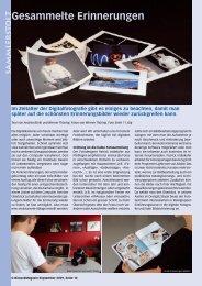 Gesammelte Erinnerungen - Birseck Magazin