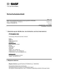 SDB Pyramin WG - BASF Pflanzenschutz Österreich