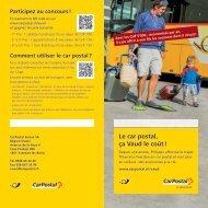 FlyerLe lien est ouvert dans une nouvelle fenêtre - CarPostal