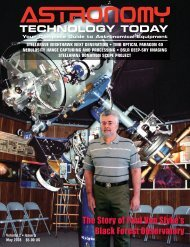 Cover Pages Issue 12.qxd:1 - Astronomy Technology Today