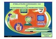 Interférences électromagnétiques - Collège Français de Stimulation ...