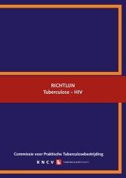 Richtlijn Tuberculose-HIV - Diliguide