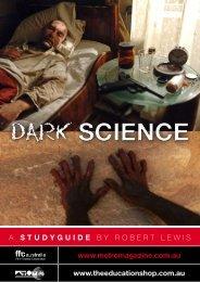 Dark Science Study Guide - PEGSnet