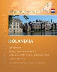 HOLANDIJA - Privredna komora Srbije