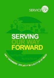 Serving Our Way Forward – HKU Members - The University of Hong ...