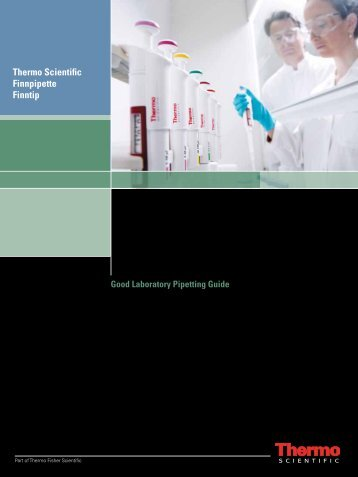 Pipettes and Pipetting - Fisher Scientific