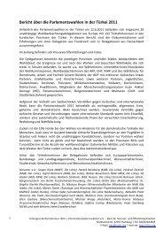 Informationsstelle Kurdistan - isku - Die Linke NRW
