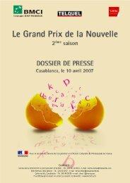 Le Grand Prix de la Nouvelle, un événement - BNP Paribas