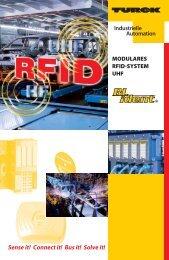 Modulares Rfid-System UHF (DE)