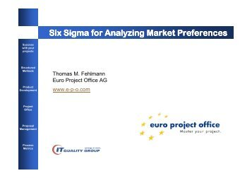Sildes - Euro Project Office