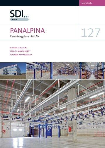 Case Study 127 - Panalpina, Cerro Maggiore, Milan ... - Sdi Group UK