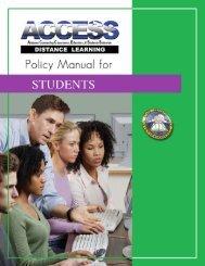 ACCESS Policy Manual - DeKalb County Schools