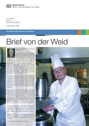Brief von der Weid vom November 2008 - Verein Freundeskreis