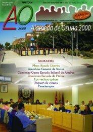 octubre 2010 - Asociación de Vecinos Alameda de Osuna 2000