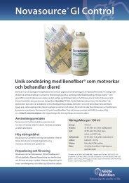 Novasource® GI Control - Nestlé Nutrition