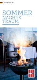 Download Broschüre ALFRA FEUER SOMMERKOLLEKTION 2010
