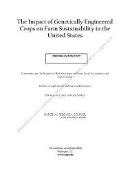 NAS Apr 2010 GE Crops_prepub.pdf - Global Justice Ecology Project