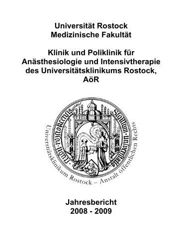 2008 (Größe: 0,96 MB) - Klinik und Poliklinik für Anästhesiologie ...