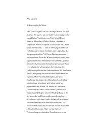 Peter Luckner Design und die fünf Sinne - Burg Giebichenstein