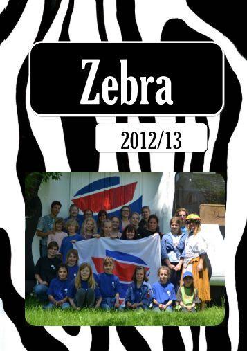 Zebra 12/13 - CEVI HOMBI