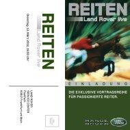 Reiten März 2012.indd - Land Rover Live