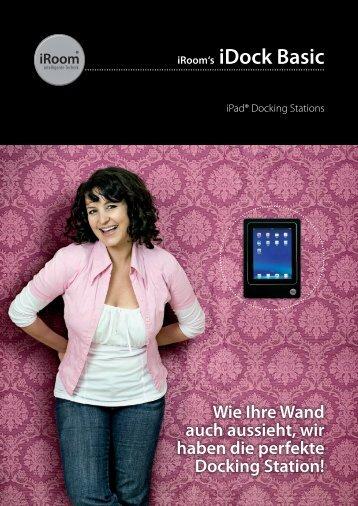 iPad® Docking Stations - vivateq
