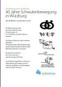 Mai 2012 - schwulesbisches Zentrum Würzburg - Page 7