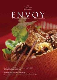 Artisanal Gnocchi and Pasta at Travertino Pan Asian ... - Oberoi Hotels