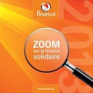 L'épargne solidaire - Finansol