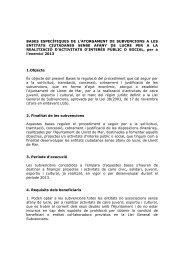 BASES SUBVENCIONS ENTITATS LOCALS 2013 - Ajuntament de ...