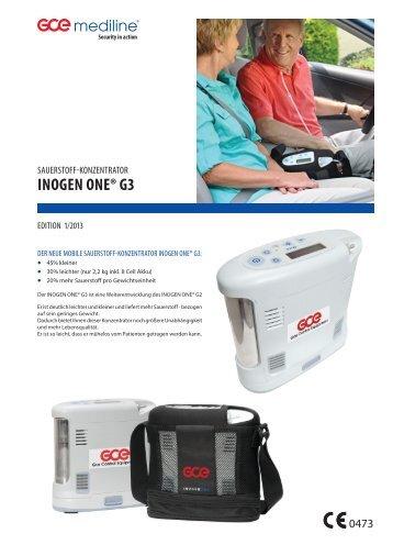 Inogen one® g3 - GCE
