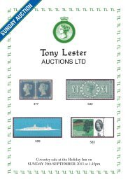 29th September 2013 (PDF, 1.3MB) - Tony Lester Auctions